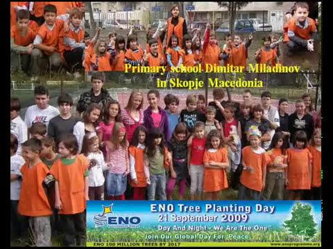 ENO Tree Planting Day 2