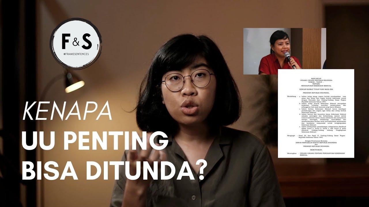 Kenapa UU Penting Bisa Ditunda? - On Patriarchy