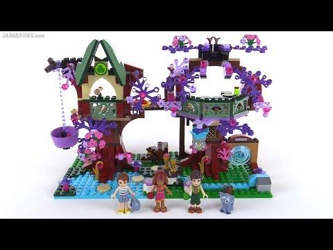 """Конструктор Lego Elves 41075 """"Дерево эльфов"""""""