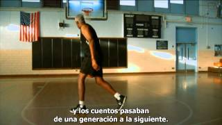 Julius Erving dunk at 63 years