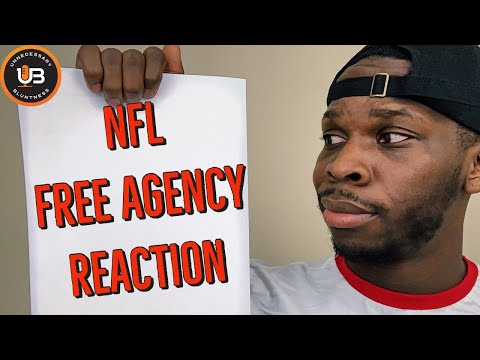 NFL Free Agency 2019 Day 1 Reaction: NFC South