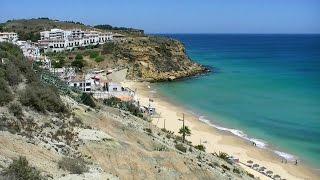 Vila Do Bispo Portugal  City pictures : Praia Burgau Vila do Bispo Algarve Portugal (HD)