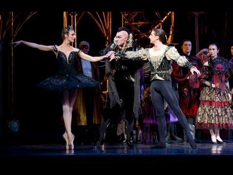Swan Lake: The Final Act (The Royal Ballet) (видео)