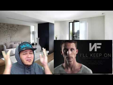 NF - I'll Keep On (Audio) ft. Jeremiah Carlson REACTION!!
