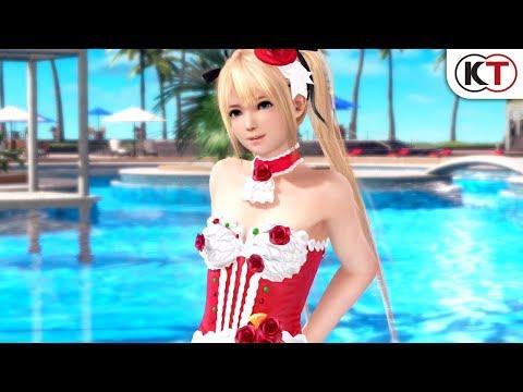 《生死格鬥 沙灘排球 3 Scarlet》的第二支中文宣傳影像