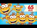 Five Little Monkeys | + More Super Simple Songs n Nursery Rhymes