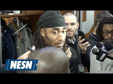 Video: Stephon Gilmore Talks Week 14 Matchup vs Miami
