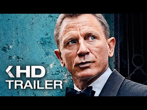 JAMES BOND 007: No Time To Die Trailer (2021)