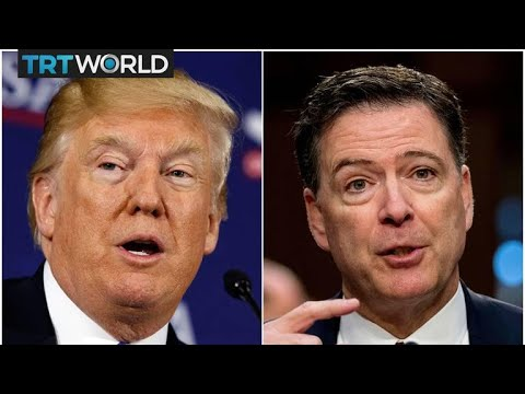The Trump Presidency: Ex-FBI Director Comey says Trump 'morally unfit' to lead