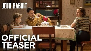 JOJO RABBIT | Official Teaser [HD] | FOX Searchlight
