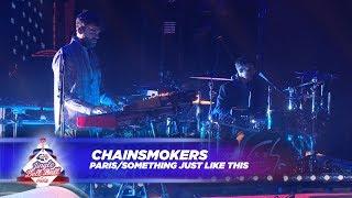 Video Chainsmokers - 'Paris / Something Just Like This' (Live At Capital's Jingle Bell Ball 2017) MP3, 3GP, MP4, WEBM, AVI, FLV Juli 2018