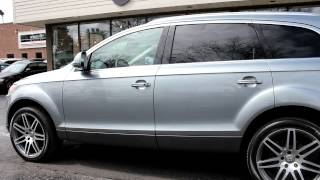 2009 Audi Q7 TDI In Review - Village Luxury Cars Toronto