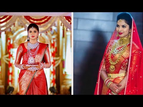 Video Royal Red Kanchipuram Pattu Sarees for Brides || Contrast and Red Blouse - PART 1 download in MP3, 3GP, MP4, WEBM, AVI, FLV January 2017