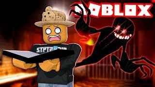 I READ THE SCARIEST STORY in ROBLOX! (Roblox Library 2020)