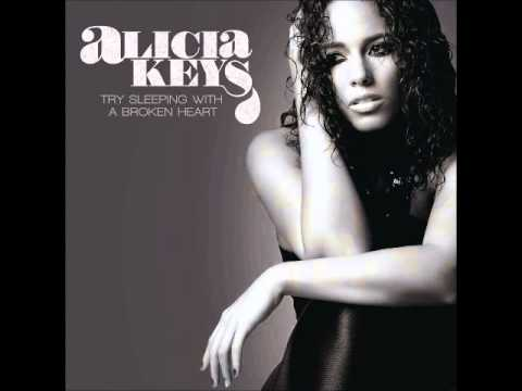 Alicia Keys - Try Sleeping With A Broken Heart (Instrumental) DOWNLOAD LINK