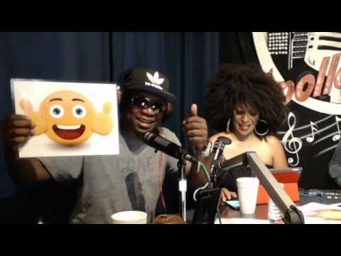 Apollo Night LA 5 23 17  with guest DJ D-Wrek from Wild N' Out