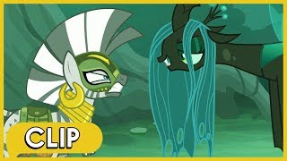 Zecora's Resistance Camp - MLP: Friendship Is Magic [Season 5]