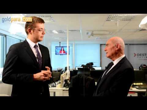 Kutay Gözgör' den İç Piyasalar ve Altın Yorumları (видео)