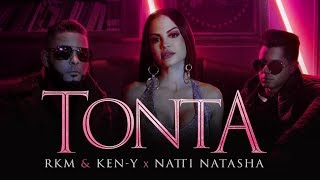Video Rkm & Ken-Y ❌ Natti Natasha - Tonta [Official Video] MP3, 3GP, MP4, WEBM, AVI, FLV April 2018
