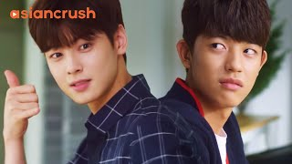 Video I'm finally dating the guy of my dreams, but not everyone's happy for us | Eunwoo in 'Sweet Revenge' MP3, 3GP, MP4, WEBM, AVI, FLV Agustus 2019