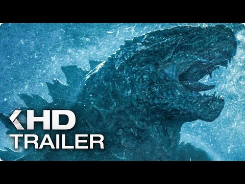 GODZILLA 2: King of the Monsters Final Trailer (2019)