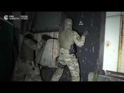 В Петербурге задержали группировку готовившую теракты - DomaVideo.Ru