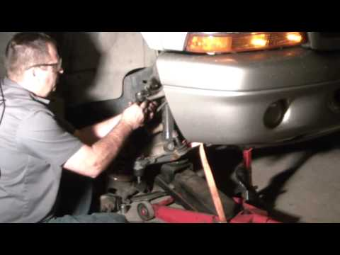 Replacing upper and lower ball joints on 2001 Dodge Durango 4×4