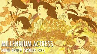 Millennium Actress 千年女優 Review   Erika Szabo