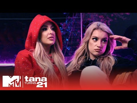 Tana's Besties Reveal the Truth About These Unseen Moments | Tana Turns 21