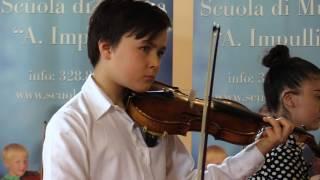 Download Lagu Fabio Rocco Lombardo - Saggio di Violino della classe di Anton Berovski -  2016 Mp3