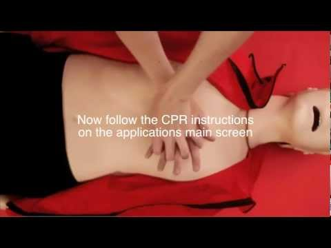Video of CPR QuickGuide