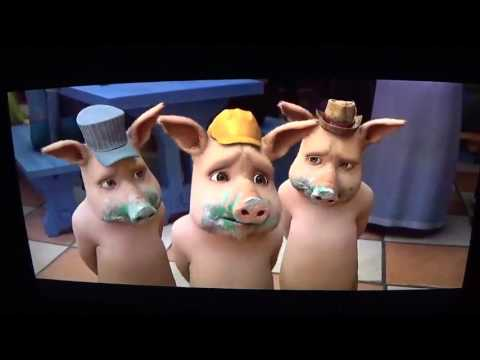Shrek Forever After: Party Scene