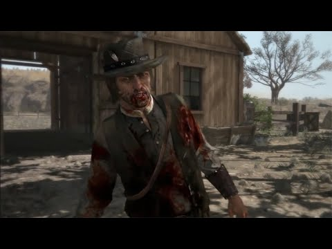 Red Dead Redemption - Ending And Jack's Revenge