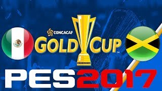 It's time for the #GoldCup2017!#MEXvJAM simulated in #PES2017Enjoy! You can find me onFacebook - https://www.facebook.com/corocusTwitter - https://www.twitter.com/corocus