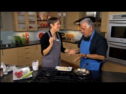 Cooking Heavy Cream With Chef Rene Orduna