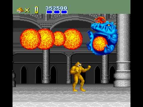 altered beast pc engine cd