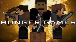 Minecraft: Hunger Games Server Fun w/Mitch&Christian