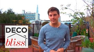 If you're lucky enough to have a roof terrace, you'll know that they're easy to neglect during the winter months. Bryn Lucas will show you how to revive your terrace for the summer.Subscribe! http://www.youtube.com/subscription_center?add_user=videojugdiygardeningCheck Out Our Channel Page: http://www.youtube.com/user/videojugdiygardeningLike Us On Facebook! https://www.facebook.com/loveyourhometvFollow Us On Twitter! https://twitter.com/LoveYourHomeTVWatch This and Other Related films here:http://www.videojug.com/film/top-5-tips-for-styling-a-roof-terrace