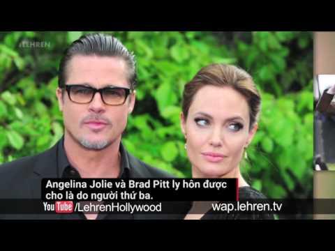Fan Aniston chế ảnh về vụ ly hôn của Angelina và Brad Pitt - Thời lượng: 98 giây.