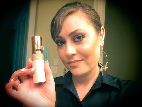 Drugstore Review: Physicians Formula Nude Wear Foundation
