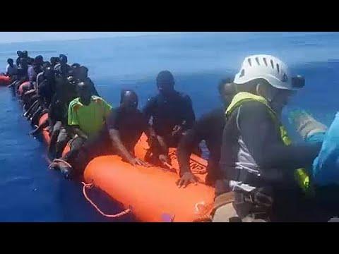 Erheblich mehr Migranten auf Sizilien eingetroffen