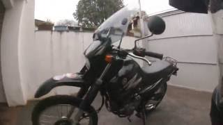 6. Yamaha Xt225 - A Nova Imaculada -  EletroBoy