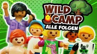 Playmobil Film deutsch WILD CAMP - Die komplette Staffel! Mit Julian Vogel Kinderserie