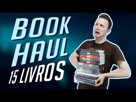 Book haul Heroico! 15 livros que comprei na última promo do Submarino | Comprando Heroicamente #18