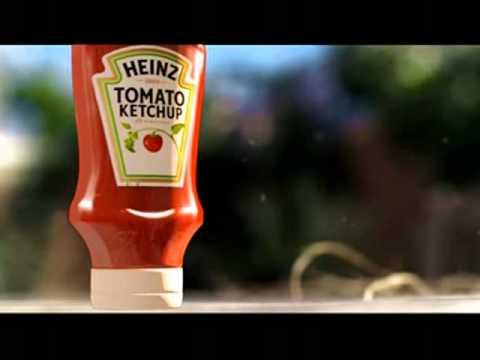La semilla del Ketchup Heinz. Heinz lleva 75 años cultivando tomate con sus propias semillas con el fin de buscar tomates con los más altos estándares de calidad.