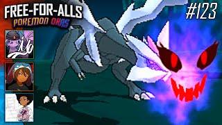 Pokémon Omega Ruby & Alpha Sapphire FFAs #123 Feat. NumbNexus, TheHeatedMo & SacredFireNegro by King Nappy