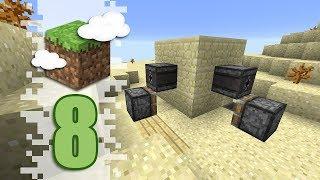 SKYBLOCK - EP08 - Working Through Problems (Minecraft Video)