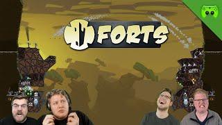 Brammen und Chris vs Sep und Piet Rematch • Forts #5