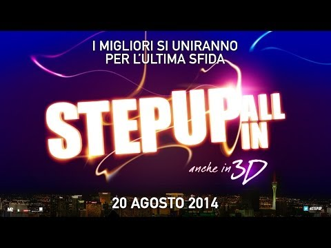 Preview Trailer Step Up All In