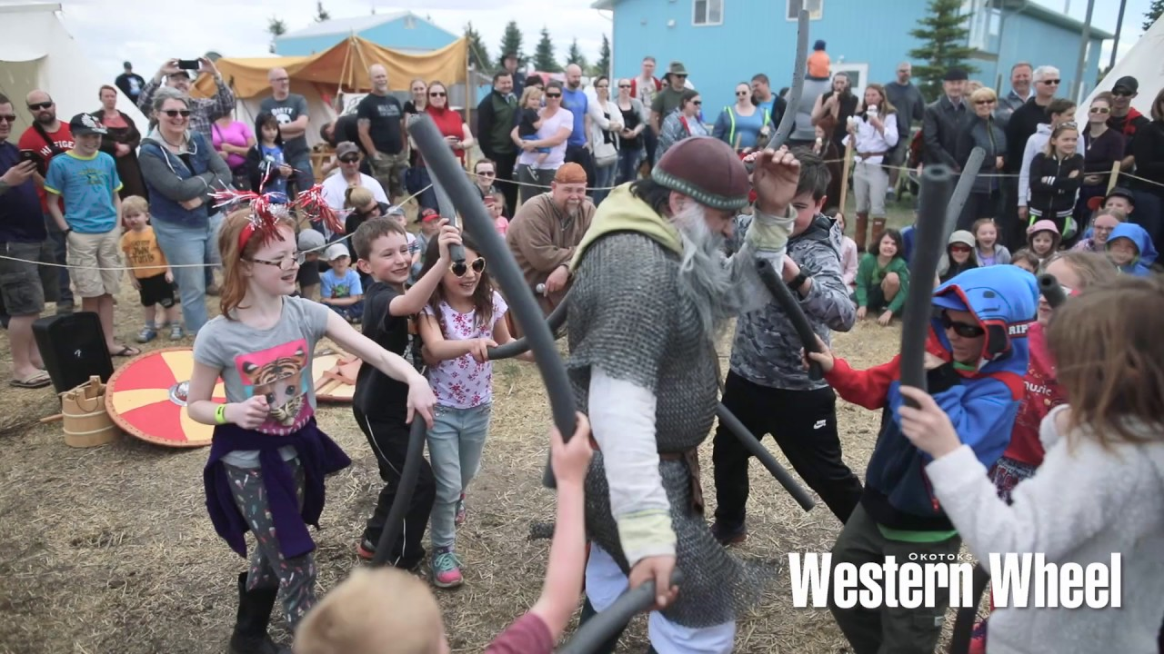 Horde at the Hive | Okotoks Western Wheel (2017)